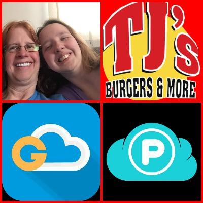 ✒S4Ep28 : Co-host Jill Evans/ Go Fund Me - Backup Photo Apps & Tj Burgers