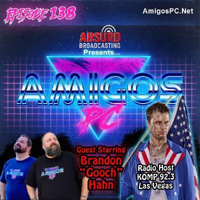137. Brandon Gooch Hahn Las Vegas Radio Host Komp 92.3