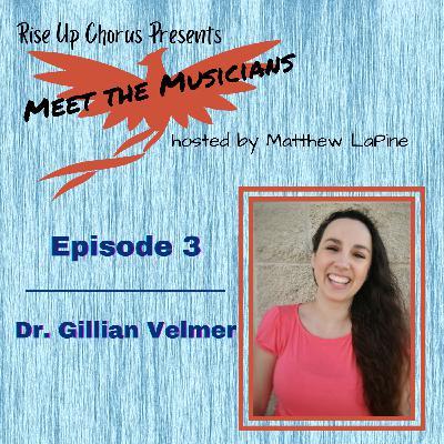 Episode 3: Meet Gillian Velmer