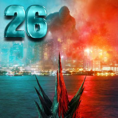 Ep 26 - And the Winner Is… (Godzilla vs. Kong)
