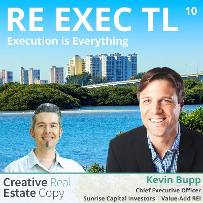 Manufactured Home and Parking Asset Investment | Execution is Everything | Kevin Bupp