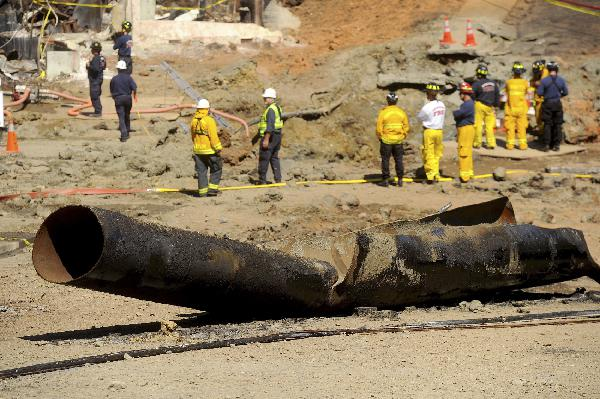 Aging Gas Pipelines: The Dangers Of Outdated Infrastructure Around The U.S.