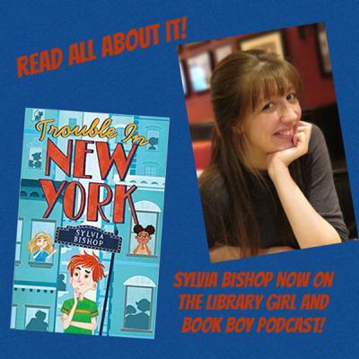 An interview with children's author, Sylvia Bishop.