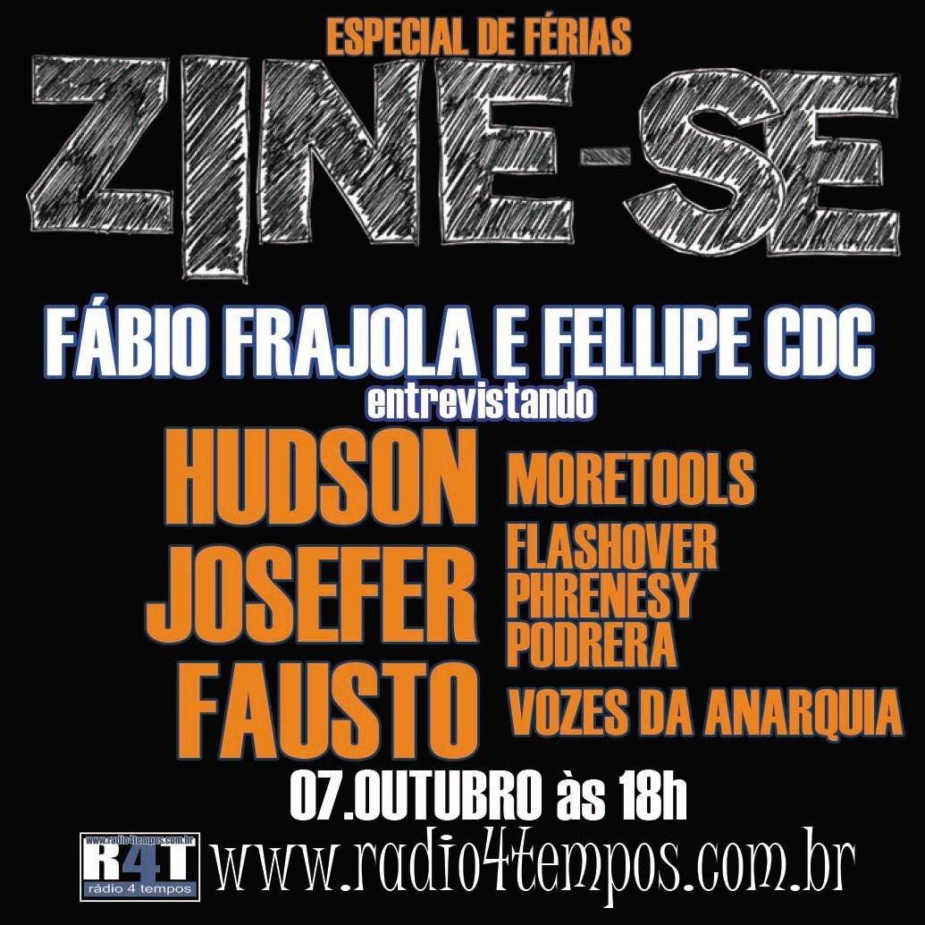 Rádio 4 Tempos - Zine-se 71