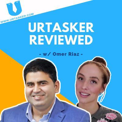 #31 - Urtasker Review w/ Omer Riaz   Full Service Amazon Agency