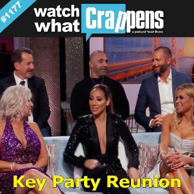 RHONJ: Key Party Reunion