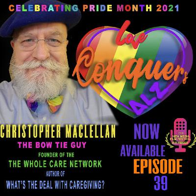 Christopher MacLellan - Founder of The Whole Care Network™