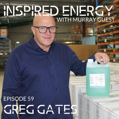 59 - Greg Gates | Sirron Holdings - Innovation through a crisis