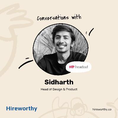 01 - Part 2 | Understanding Startup Design Careers w Sidharth