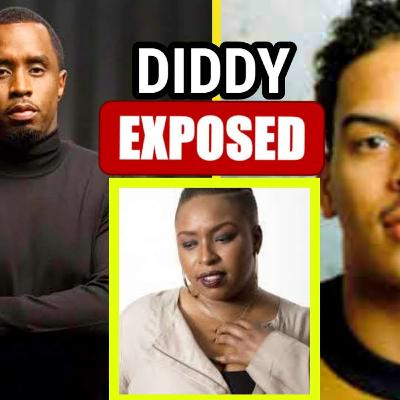 MUST LISTEN - Jaguar Wright EXPOSES Diddy & Christopher Williams & Homosexuality - This is her story, to us All information is Alleged
