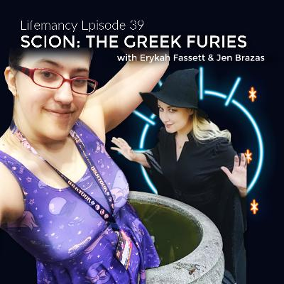 Scion: The Greek Furies