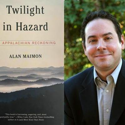 On The Edge With K.A. Owens | Author Alan Maimon | July 29, 2021