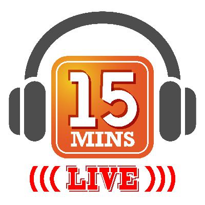 15mins Live Podcast直播 - 職場系列 – 刁鑽職場狀況,你會如何對應?What would you say in the following tricky office situation?