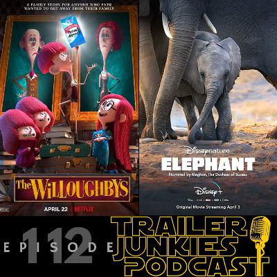 The Willoughbys, Making Home Count, & Disneynature Elephants & Dolphin Reef