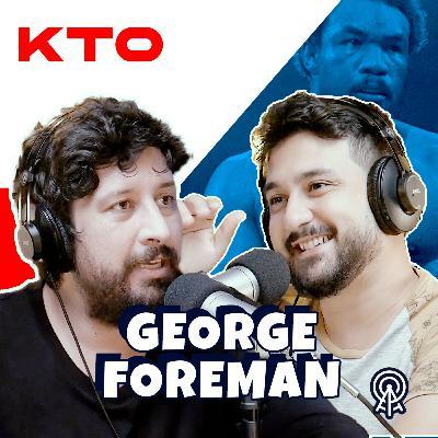 """George Foreman não é """"só"""" o cara do Grill"""