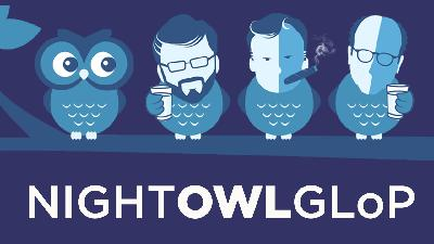 141. GLoP Virtual Night Owl: We'll Do It Live!