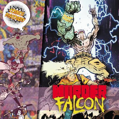 ComicsDiscovery S05E04 : Murder Falcon
