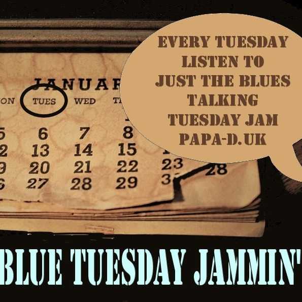 Blue Tuesday Jam