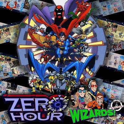 WIZARDS The Podcast Guide To Comics   BONUS Beyond Zero Hour Special