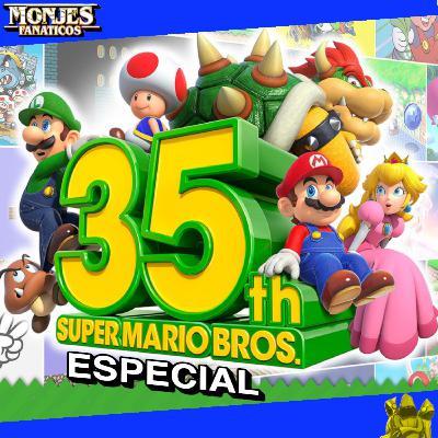 171 - El Cumpleaños de Mario Bros