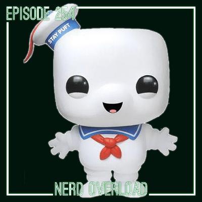 Episode 254 - Gozer's New Final Form Is A Funko Pop