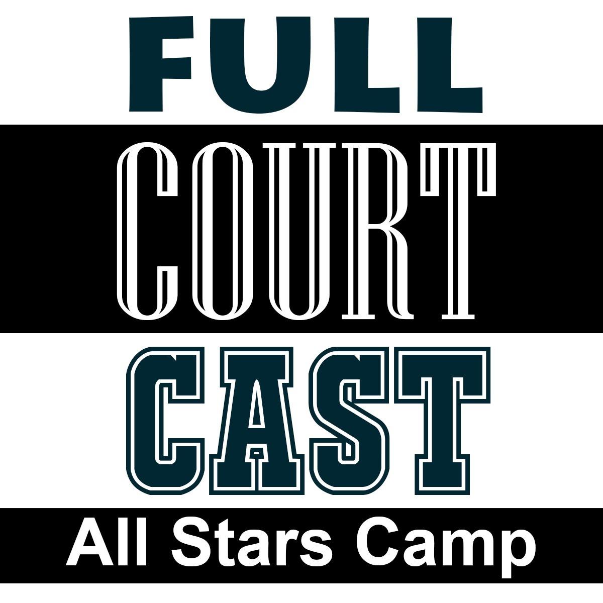 8 - All Stars Basketball Camp