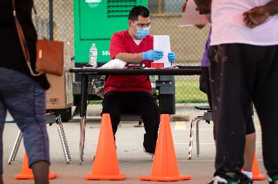 Even the pandemic is bigger in Texas