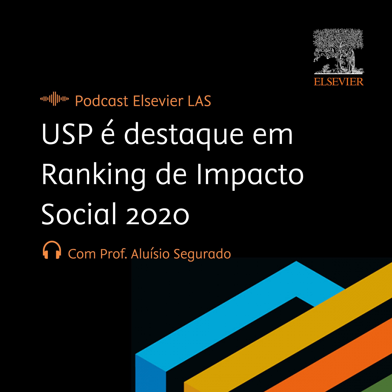 USP é destaque em Ranking de Impacto Social 2020