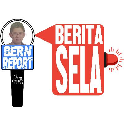 Dua Orang Indonesia Positif Tertular Virus Corona #BERNReport Berita Sela