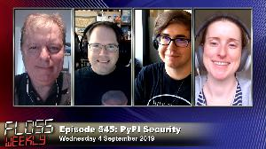 FLOSS Weekly 545: PyPI Security