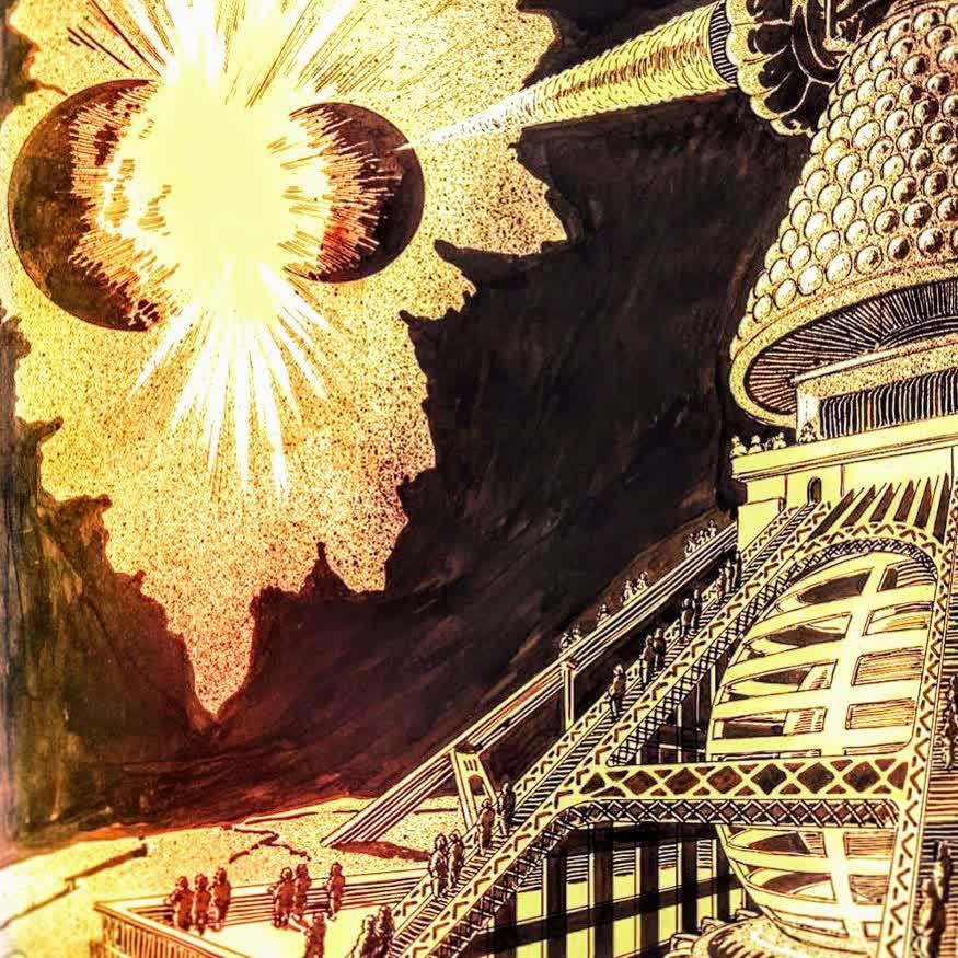 Enigmatic Cosmos 24-01 +Plus