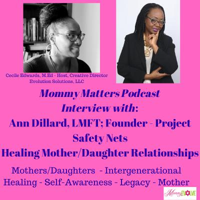 Healing Mother Daughter Relationships