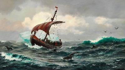 How Vikings Launched Globalization 1.0