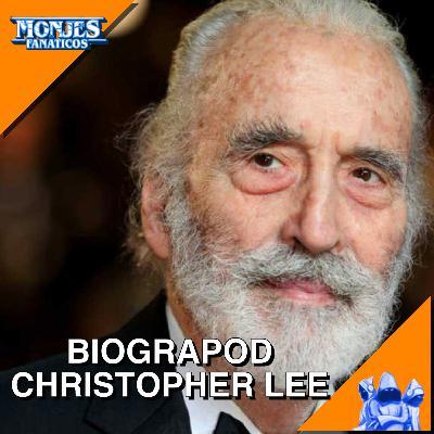 211 - Biograpod de Christopher Lee