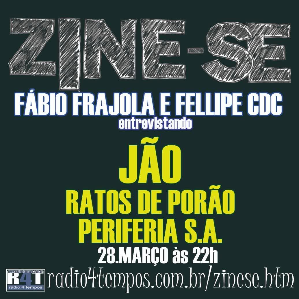 Rádio 4 Tempos - Zine-se 83
