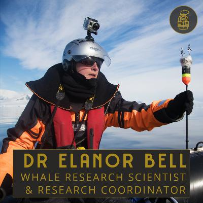 Antarctic Whales and Microbial Ecology with Dr Elanor Bell (#29)