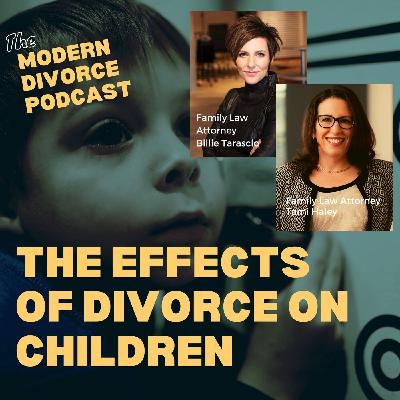 The effects of divorce on your children with Tami Haley