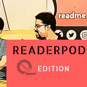 ReaderPod 022 - What the ICTA is up to