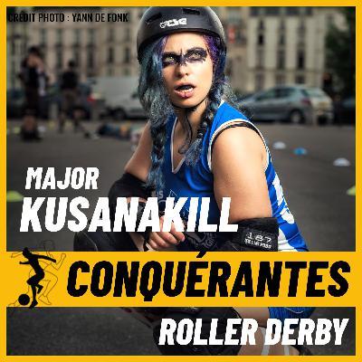 Le roller derby, un sport féministe complètement badass