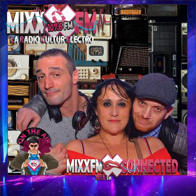 Mixx Fm Connected : legendary pava reunion