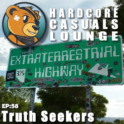 HCC Lounge EP58: Truth Seekers