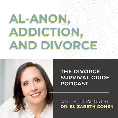 Al-Anon, Addiction, and Divorce with Dr. Elizabeth Cohen