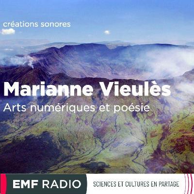 Marianne Vieulés — Arts numériques et poésie