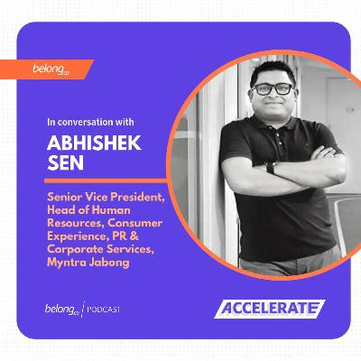 Cross-learning between CX & HR: Re-imagining people function & relationships - With Abhishek Sen