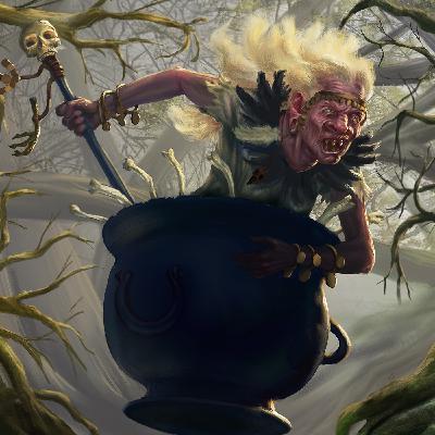Episode 5: Baba Yaga: The Wild Witch of the Slavic Woods