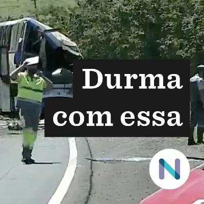O acidente com mais de 40 mortos numa estrada de São Paulo   25.nov.20