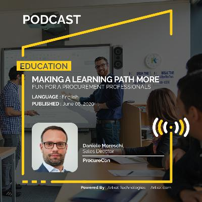 79. Making a Learning Path More Fun for a Procurement Professionals