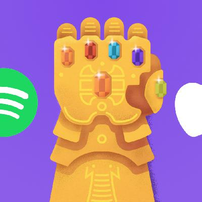 Briefing #8: Spotify one-apps Apple on paid podcast subscriptions