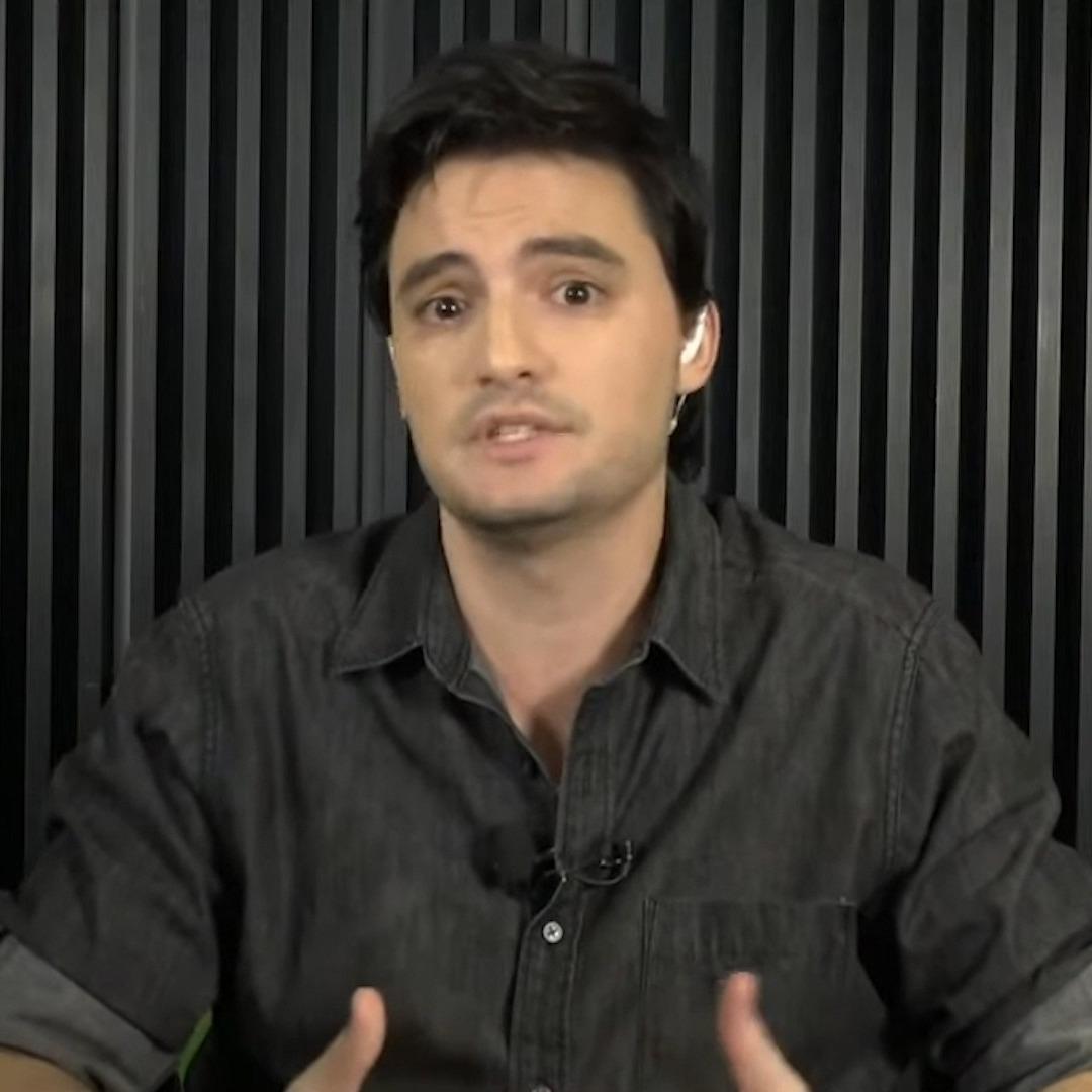 Felipe Neto diz no Roda Viva que se sente injustiçado pelo Subway após se tornar vegetariano e perder contrato