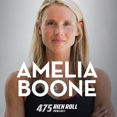 Amelia Boone Is A Human Being (And Still A Badass)